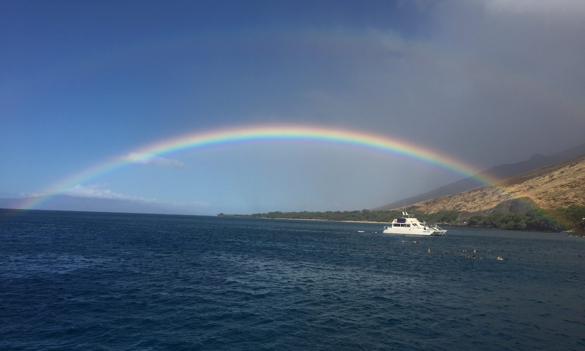 53' Private Charter on Maui